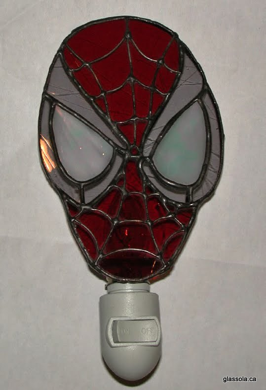 Spider Man Nightlight